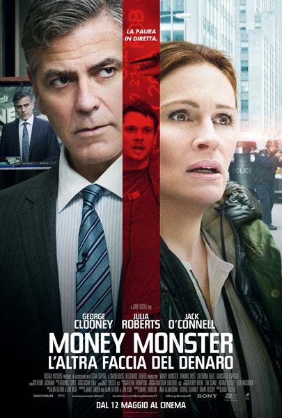 Emozioni d'Artista: rivediamo money Monster al cineforum