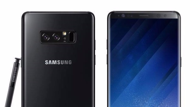 Samsung Note 8: super display, ottima dualcamera, design definitivo