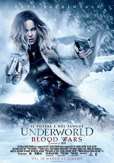 La recensione del film Underworld: Blood Wars con Kate Beckinsale