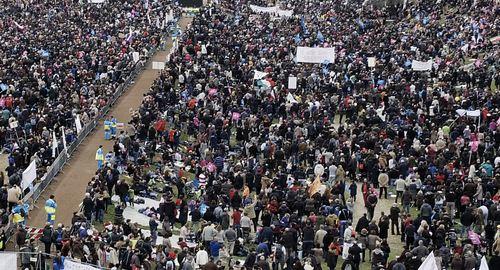 Spetta adesso alla politica rispondere alla piazza del Family Day