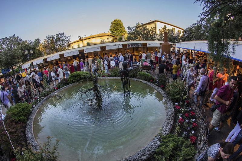 Dal 15 al 18 settembre nel cuore del Chianti il vino si degusta bio