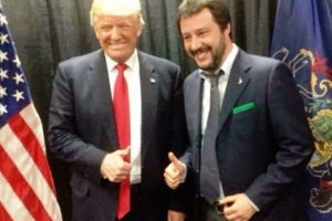 Attacco della Chiesa a Matteo Salvini