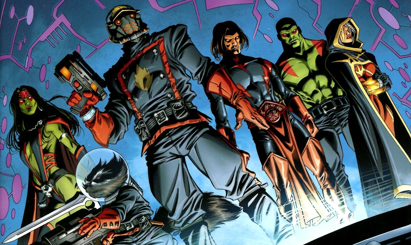 I Guardiani della Galassia protagonisti di un'avventura Telltale