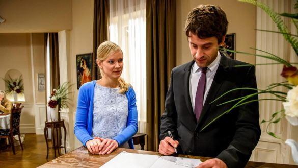 Tempesta d'amore, anticipazioni puntate tedesche: Luisa scopre il ricatto di Beatrice e… il...