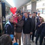 #Lourdes – Partenza pellegrinaggio bambini