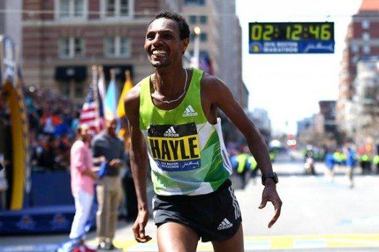 Risultati Maratona di Boston: Vincono Lemi Berhanu Hayle e Atsede Baysa- LE CLASSIFICHE: