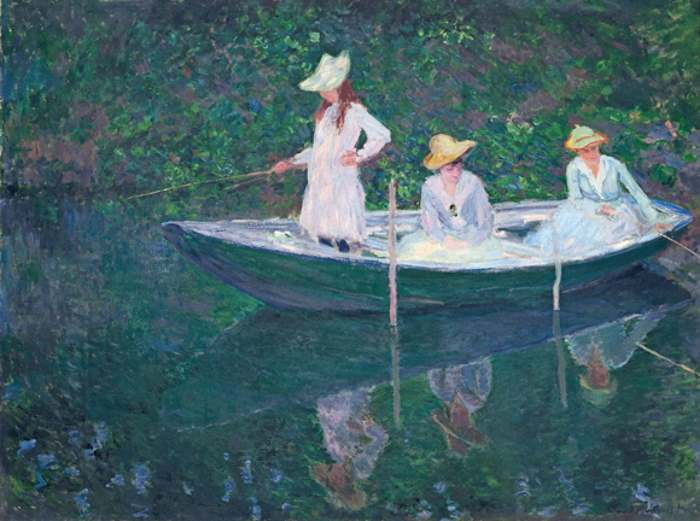 50 capolavori di Monet nella mostra organizzata dalla Fondation Beyeler