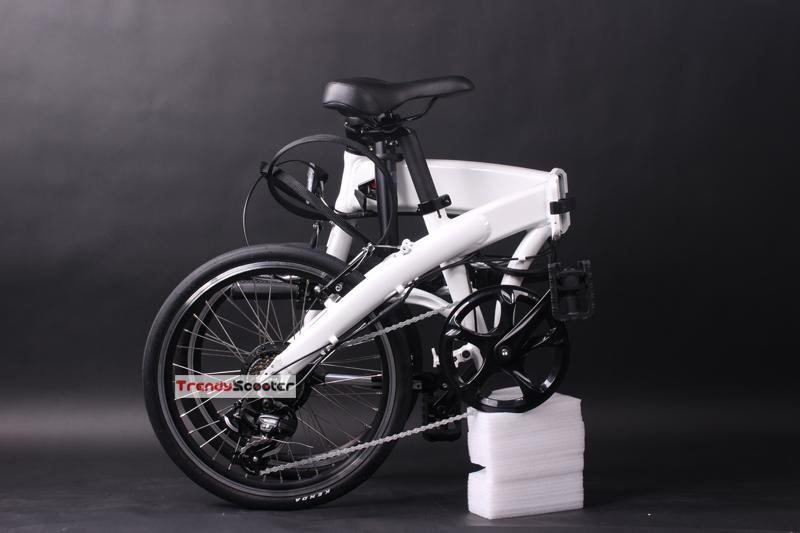 FE2 Hidden batteria pieghevole bicicletta elettrica
