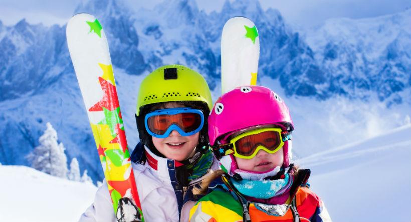 Pensi già alle vacanze invernali con la famiglia? Scopri come coinvolgere i tuoi figli sulla neve!