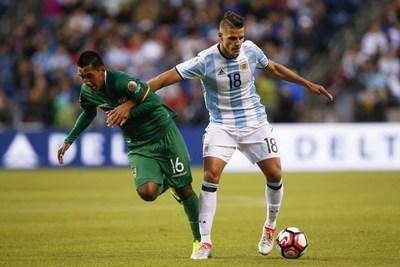 "Copa América – Argentina, Lamela: ""Contento per la fase a gironi"""