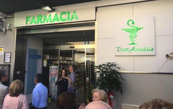Cambia sede una delle più antiche farmacie di Castelvetrano
