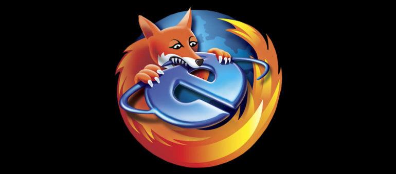 Firefox per la prima volta nella storia supera Internet Explorer   Surface Phone Italia