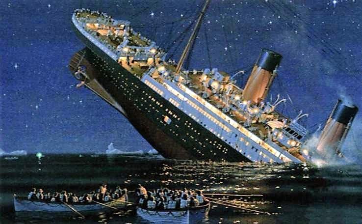 La straordinaria storia di Ercole Testoni da Bagni di Lucca e...l'affondamento del Titanic