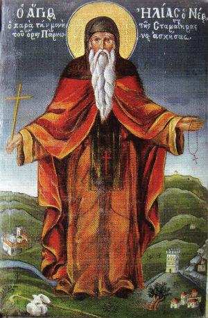 Elia, il santo ennese venerato dalla Chiesa Cattolica e dalla chiesa ortodossa