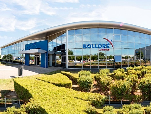 Bolloré Logistics inaugurates its new multimodal hub in Le Havre | Supply Chain
