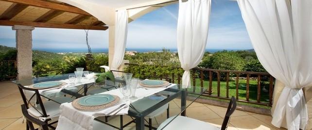 Sardegna: Ville di lusso in Costa Smeralda