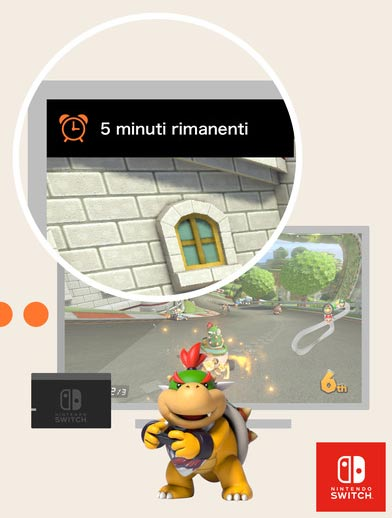 Come impostare Parental control su Nintendo Switch tramite iOS e Android