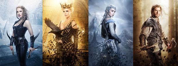 Box Office Italia: Il cacciatore e la Regina di Ghiaccio debutta al primo posto