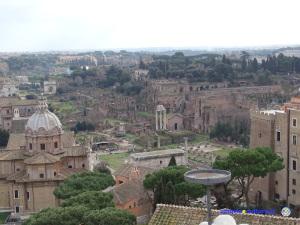 Il Foro Romano brilla di nuova luce