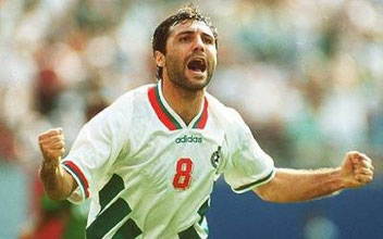 Mondiale 1994: vi ricordate Hristo Stoichkov? Ve lo raccontiamo noi...
