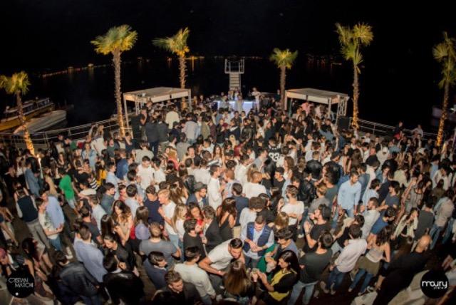 17/6 Cenando Ballando + Dance on the Beach / 18/6 Superglow Party