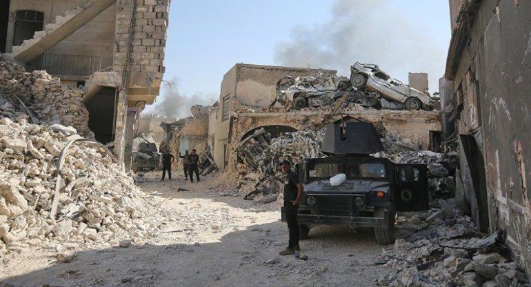 Iraq: Forze di sicurezza irachene liberano città vecchia di Mosul » Guerre nel Mondo