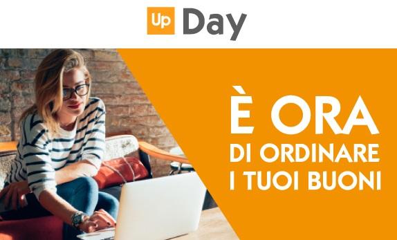 Black Friday Week, Day gruppo UP regala la consegna sugli acquisti online