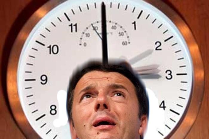 Domenica 26 marzo inizia l'ora legale: sconcerto e preoccupazione nel PD