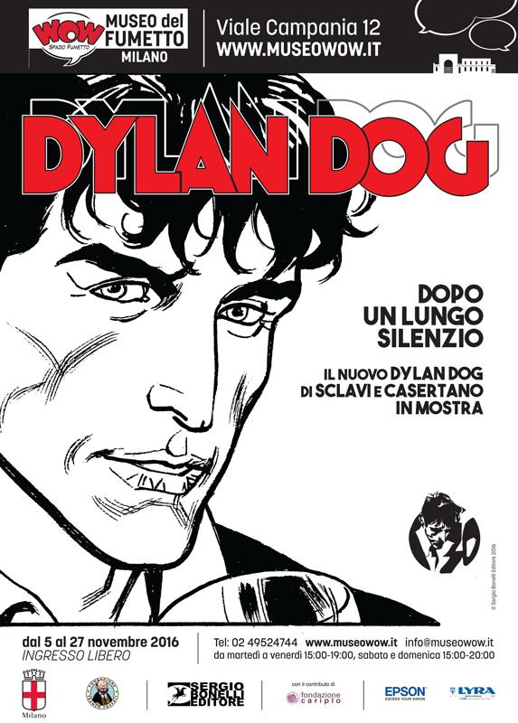 Cose da fare a Milano: scoprire la nuova mostra di Dylan Dog