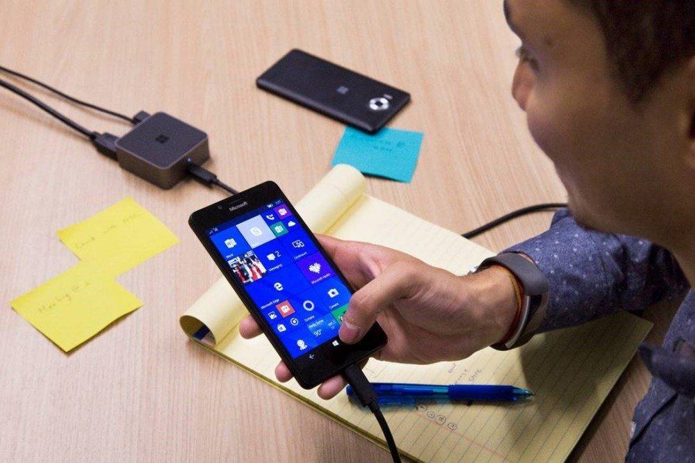 Microsoft Edge e Continuum : esperienza mobile e desktop migliorata