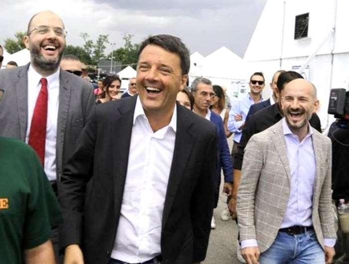 Renzi... lo dici a tua sorella!