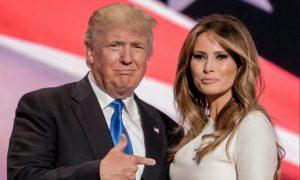 Melania Trump: la candidata First Lady senza veli [FOTO]