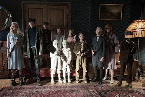 Primo trailer per La Casa per Bambini Speciali di Miss Peregrine, nuovo film di Tim Burton