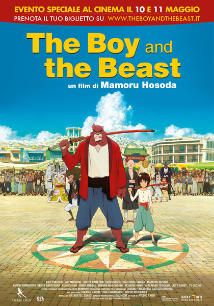 Recensione di The Boy and the Beast di Mamoru Hosoda: un viaggio fantastico