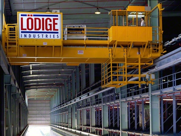 Lödige installs new ULD cargo system in UK Airport | Air Cargo