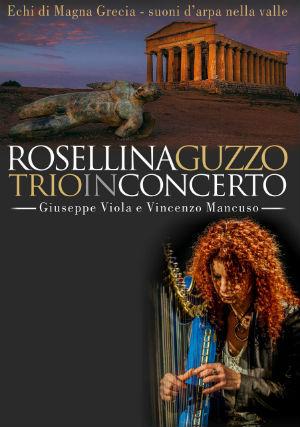 """Agrigento. Concerto """"Echi di Magna Grecia – Suoni d'arpa nella Valle"""""""