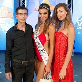 """Acireale: Carmen Musso è la vincitrice del concorso nazionale """"Miss Venere 2017"""""""