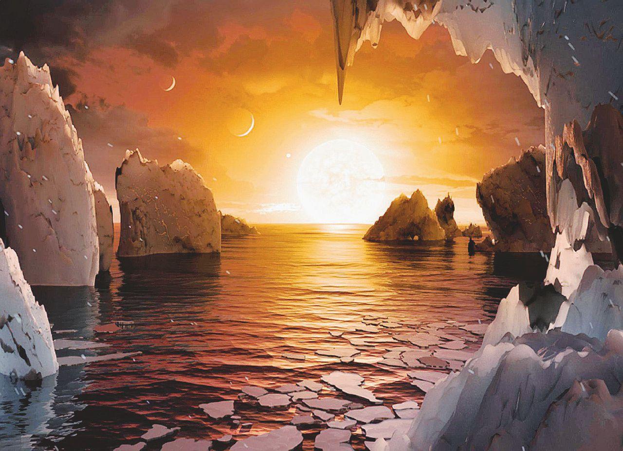 5 Cose che la NASA ha scoperto di Trappist-1