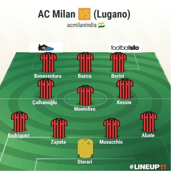 Milan-Lugano: ecco come seguire in diretta la prima amichevole dei rossoneri
