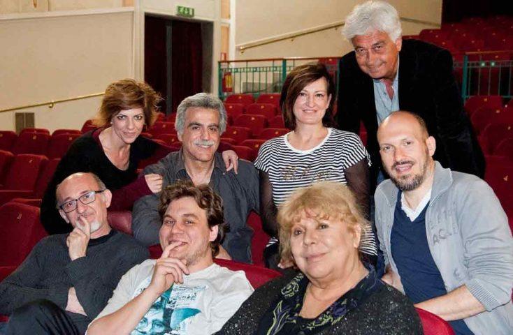 Al Teatro Manzoni di Roma è in scena La Protesta, ultimo spettacolo della stagione