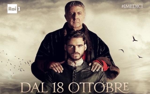 Programmi tv stasera martedì 25 ottobre 2016, chi vincerà la guerra tra I Medici e Le Iene?