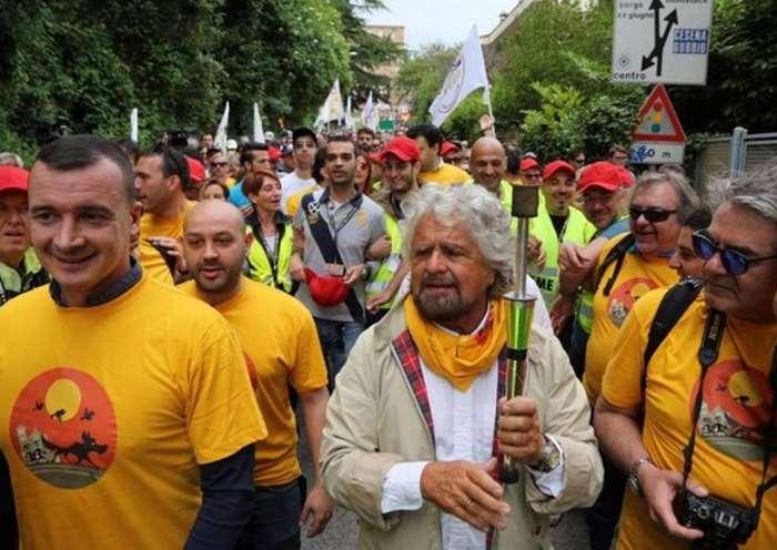L'analisi di Grillo del voto delle amministrative 2017: una non vittoria!