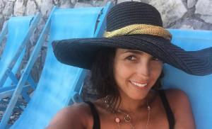 Caterina Balivo racconta il suo momento più buio: la perdita di un figlio