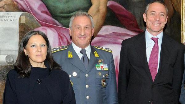 Catia Bastioli Terna, progetto Sicurezza in rete con Guardia di Finanza