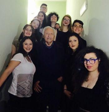 """Enna. Allievi Liceo musicale """"Colajanni"""" al XXIII concorso nazionale per giovani musicisti """"Città di..."""