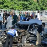 Nuovo sanguinoso attentato in Pakistan