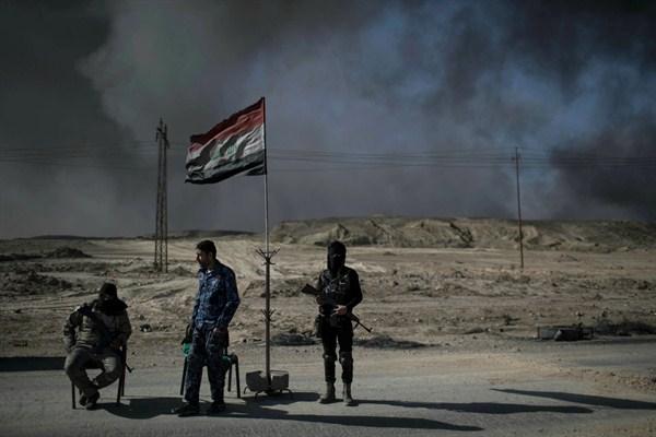 Iraq: Esercito iracheno apre nuovo fronte contro ISIS a Hawija » Guerre nel Mondo