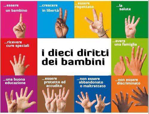 20 novembre 1959: L'ONU approva la Dichiarazione dei diritti del fanciullo