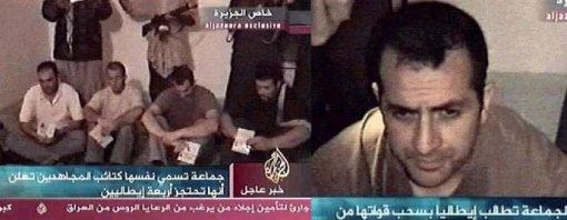 14 aprile 2004: Viene assassinato in Iraq Fabrizio Quattrocchi