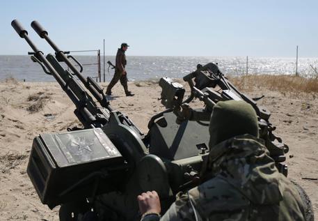 Ucraina: 7 soldati morti in 24 ore » Guerre nel Mondo